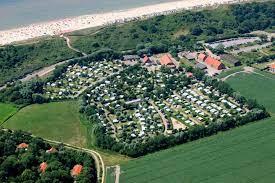 camping aan zee nederland
